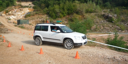 PRODUCT TRAINING NUOVA SKODA YETI