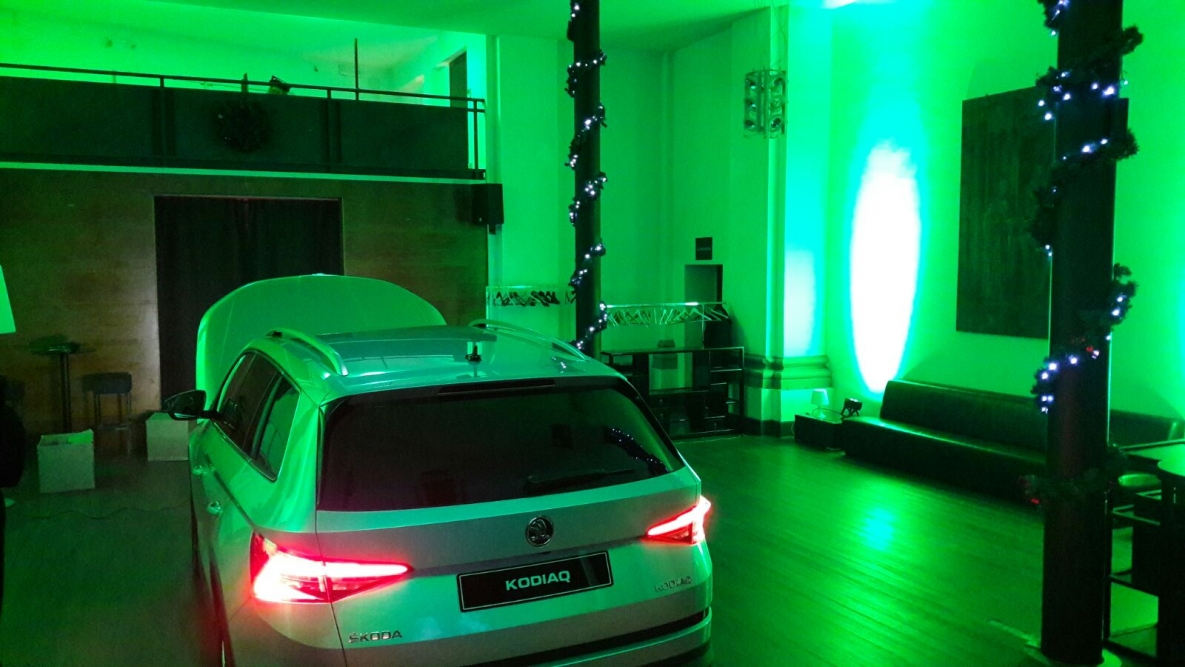 BUSINESS PREVIEW SKODA KODIAQ