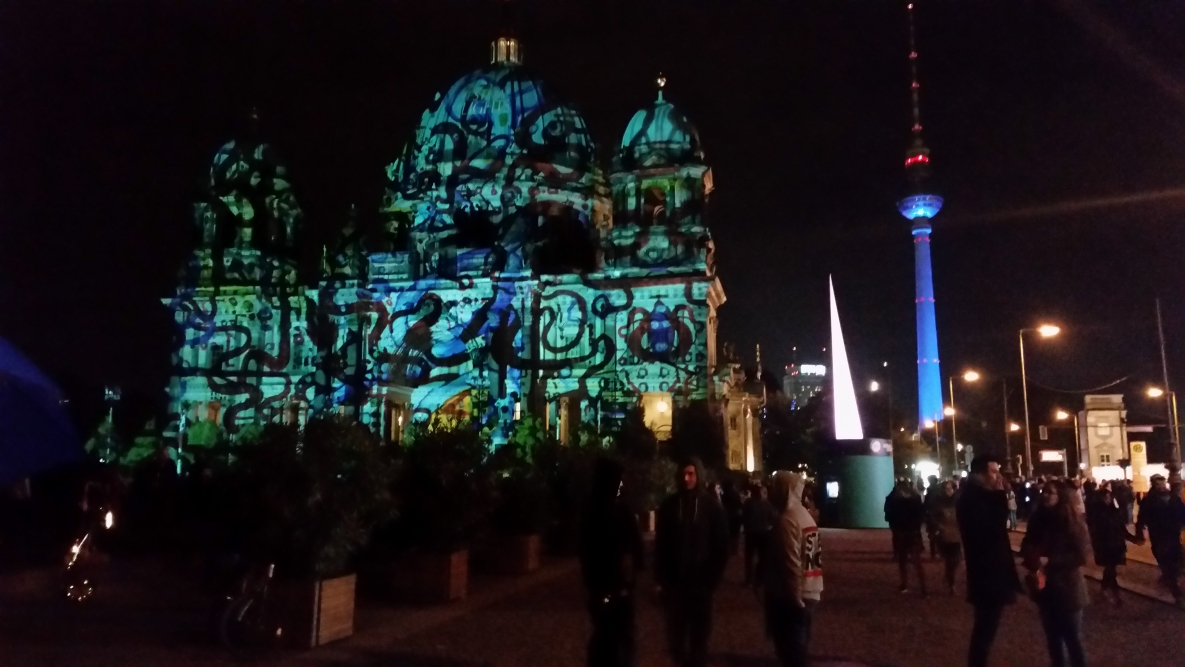 "ARAG: ""BERLINO: FESTIVAL OF LIGHTS"""