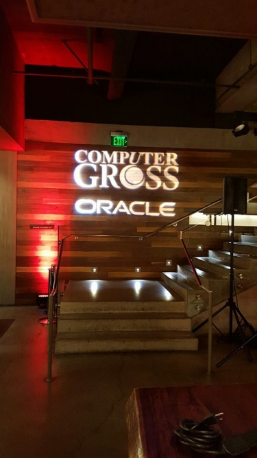 ORACLE OPENWORLD 2015